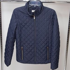J. Crew Quilted Jacket Size Small
